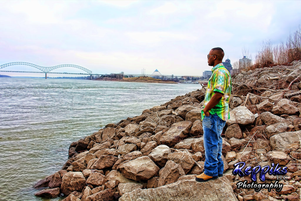 Photoshoot with rapper King Lon Da Great