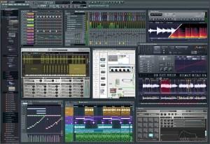 Digital Audio Workstation Software FL Studio